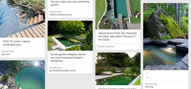 Vad sjutton är en biologisk, naturlig pool?